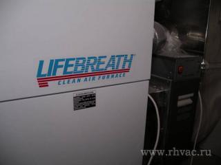 """Clean Air Furnace """"Lifebreath"""""""